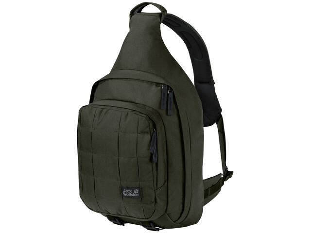 Jack Wolfskin TRT 10 Shoulder Bag pinewood
